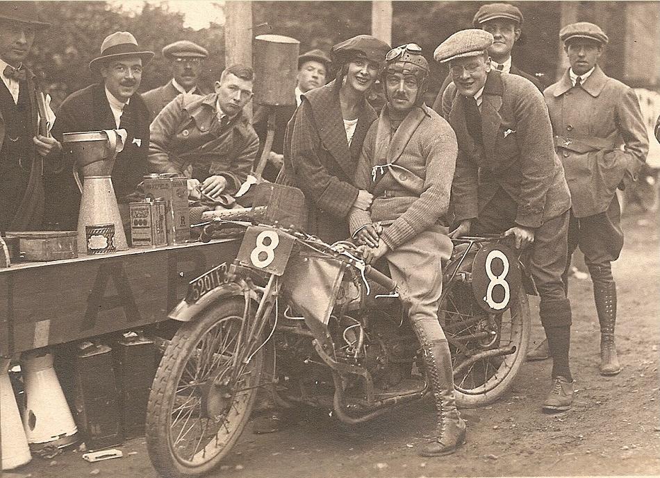1921 BELGIAN GP CLAESSENS
