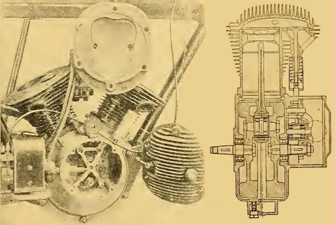 1921 B&H ENGINE