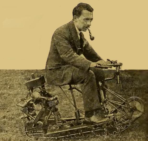 1921 CATERPILLAR