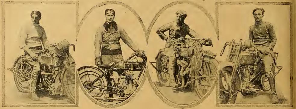 1921 CREMONA WINNERS
