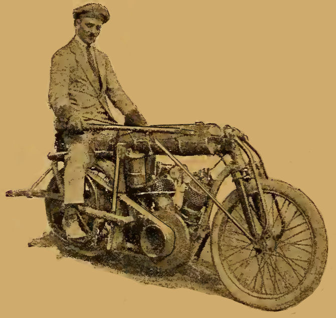 1921 DAVIES PACER