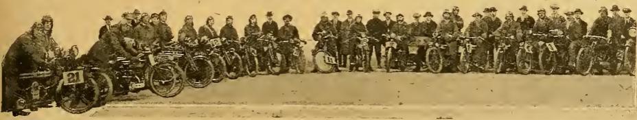 1921 DONCASTER MCC