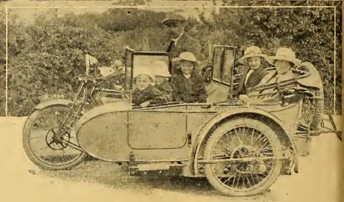 1921 FAMILY COMBO