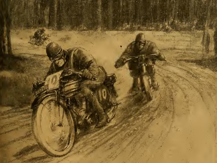 1921 FRENCH GP AW