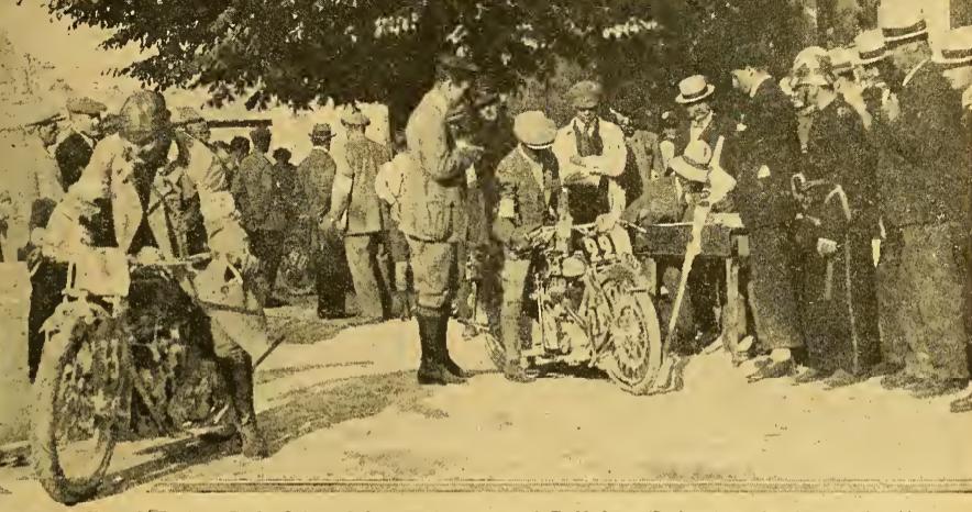 1921 ISDT GAFNER