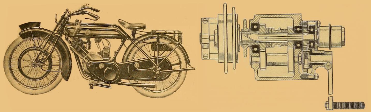 1921 PANTHER 4SPD