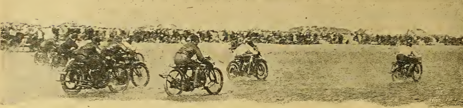 1921 SCOT SPEED START