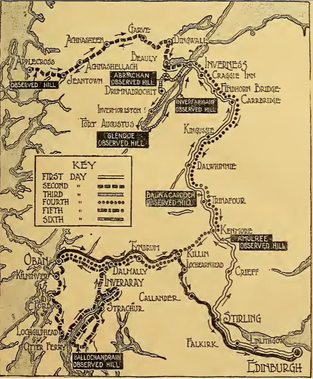 1921 SSDT ROUTE AW