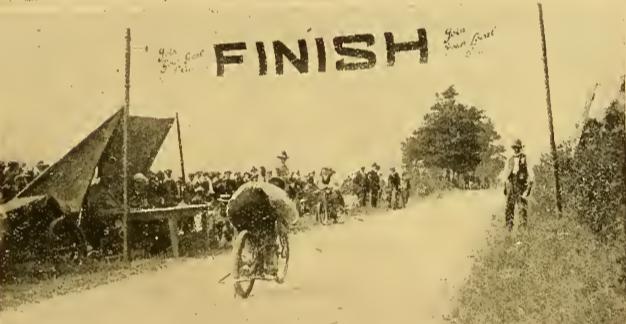 1921 WALES CLIMB