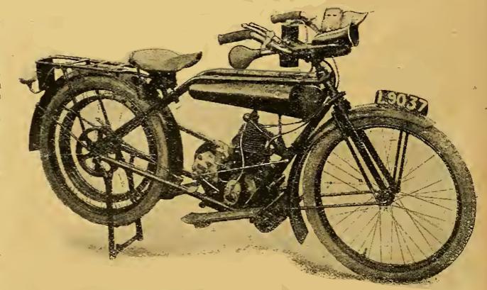 1921 WIZARD DUPLEX