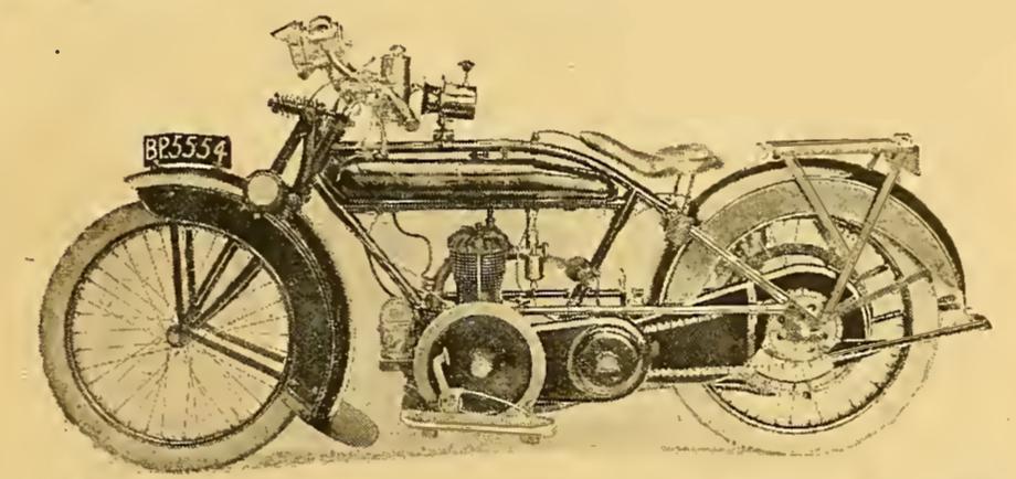 1921 XL 4HP