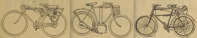 1900 CLARK VOLTA FLINIOIS