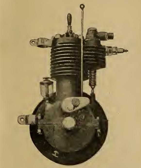 1901 CARCANO ENGINE