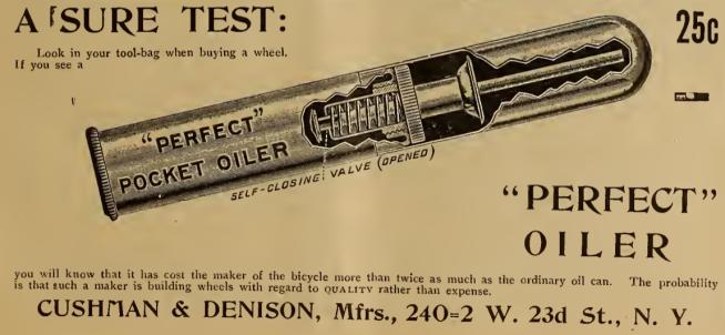 1901 OILER AD