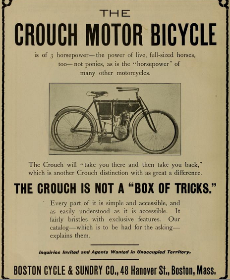 1904 CROUCH AD
