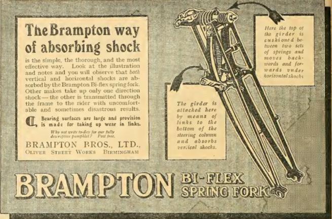 1914 BRAMPTON AD