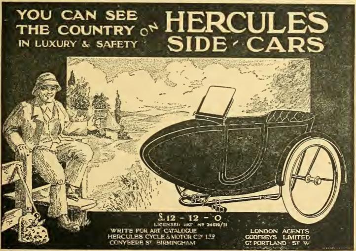 1914 HERC AD