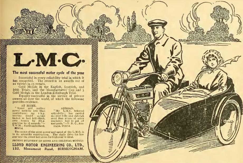 1914 LMC AD