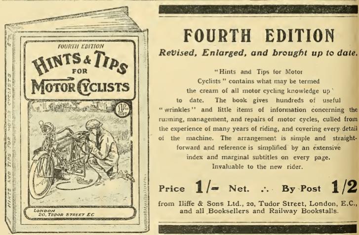 1914 MCMANAGE AD