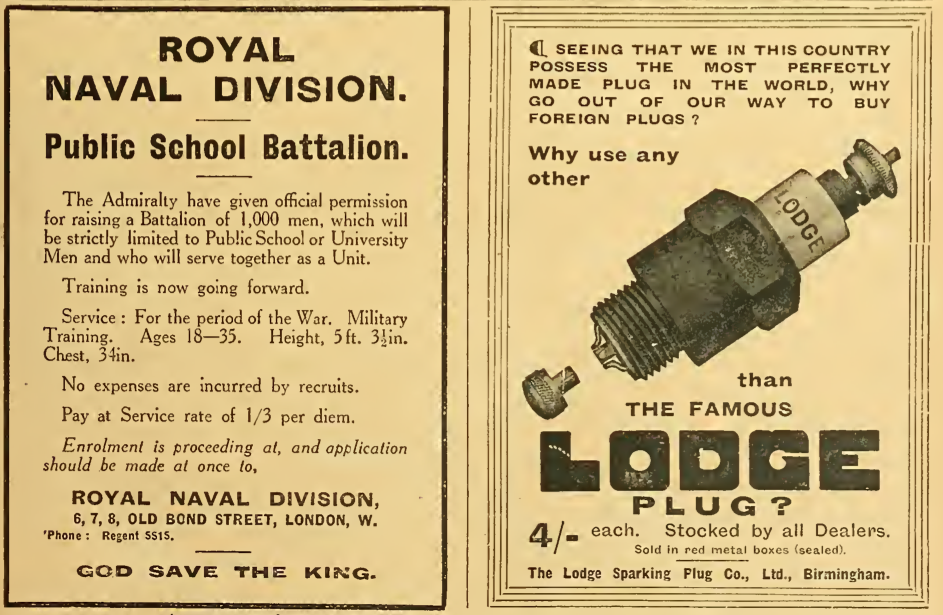 1914 PUBLIC+LODGE ADS
