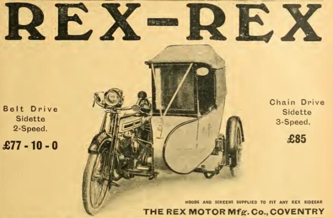 1914 REX AD
