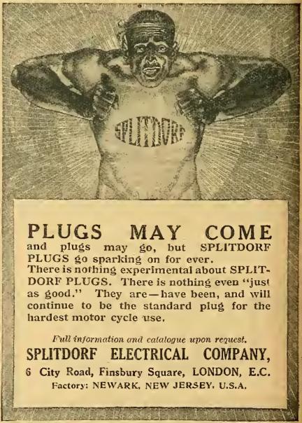 1914 SPLIDORF AD