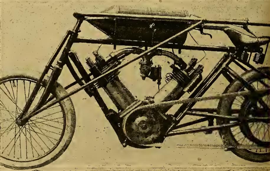 1921 20HP TWIN