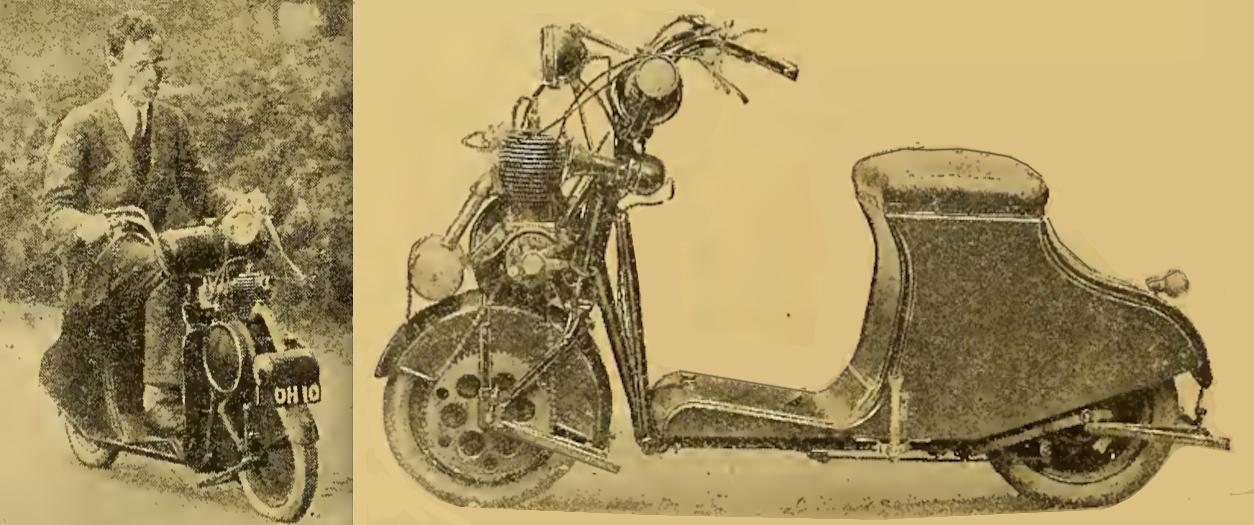 1921 AUTOGLIDE TEST