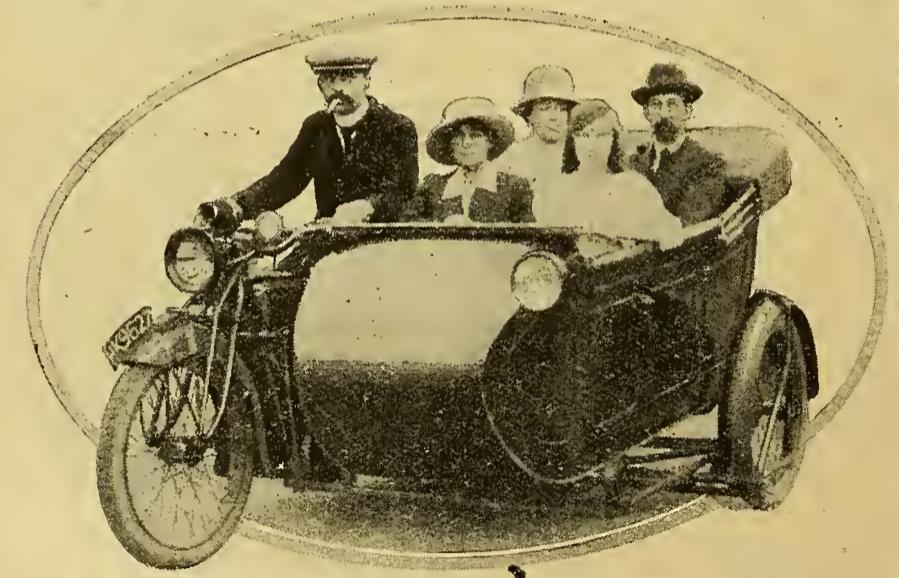 1921 CHARA SCAR