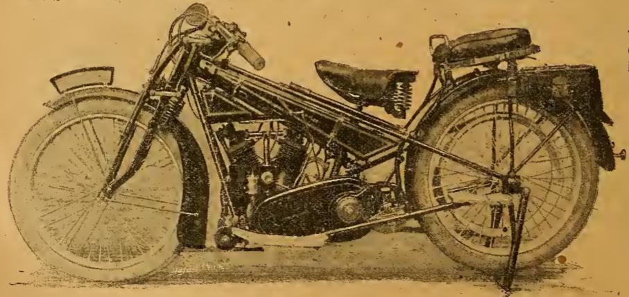 1921 DUTCH SIMPLEX