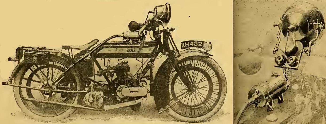 1921 DYNAMO RIG