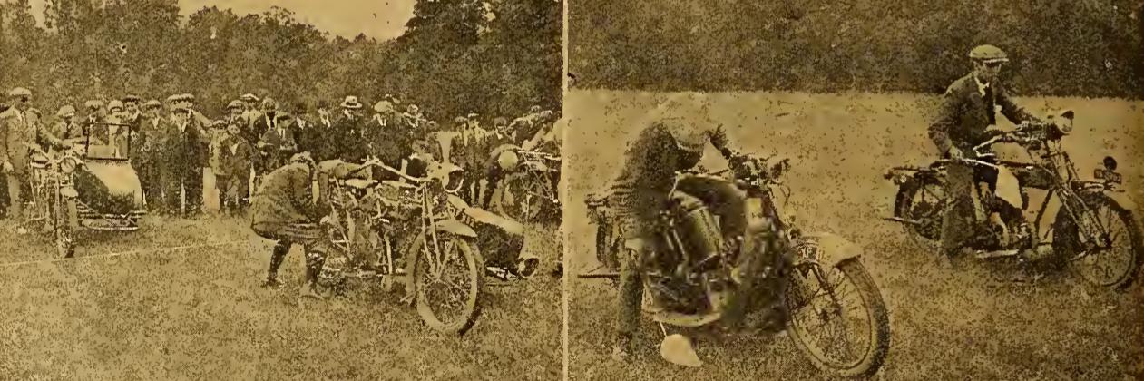 1921 GYMKHANA