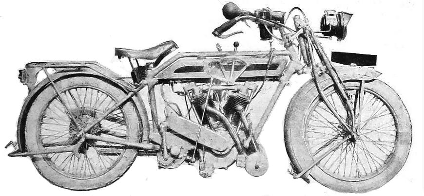 1921 MATCHLESS TWIN