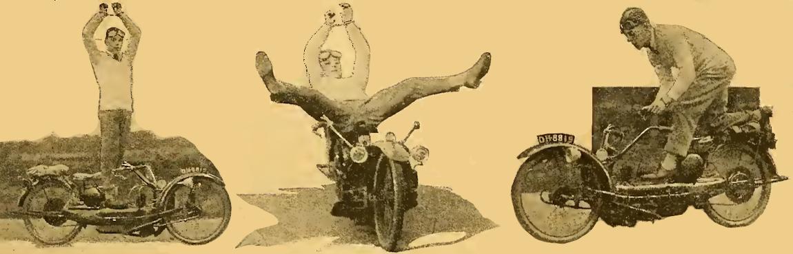 1921 NERACAR STUNTS