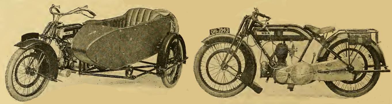 1921 NEW BEEZAS