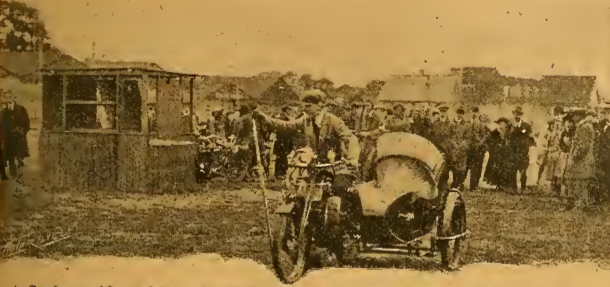 1921 NLMCC RALLY RINGING