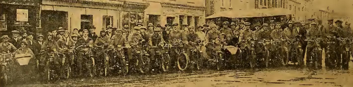 1921 OKEHAMPTON MCC