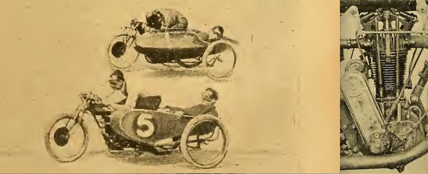 1921 RACECOMBOS+TT ROVER
