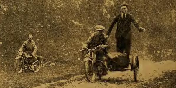 1921 VELO DENLEY