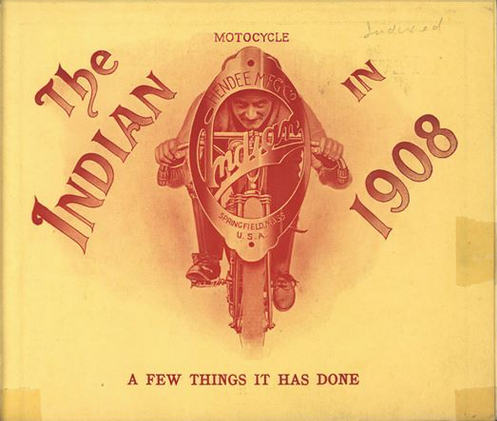 1908 INDIAN AD