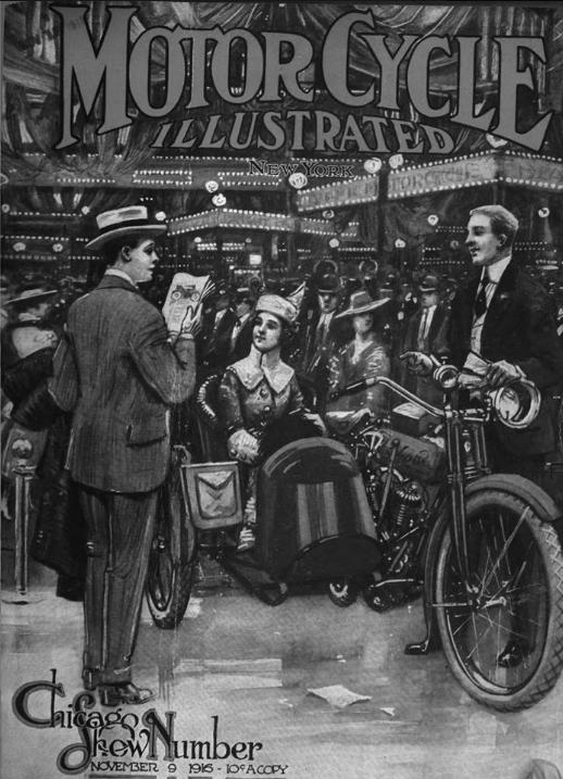 1915 CHICAGO SHOW AW