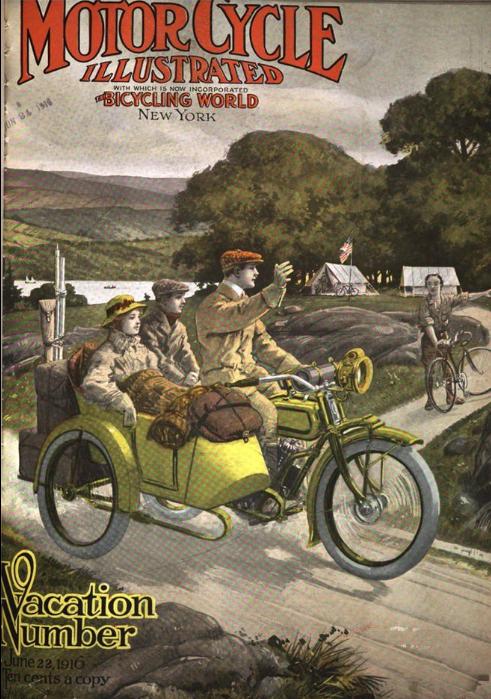 1916 VACATION