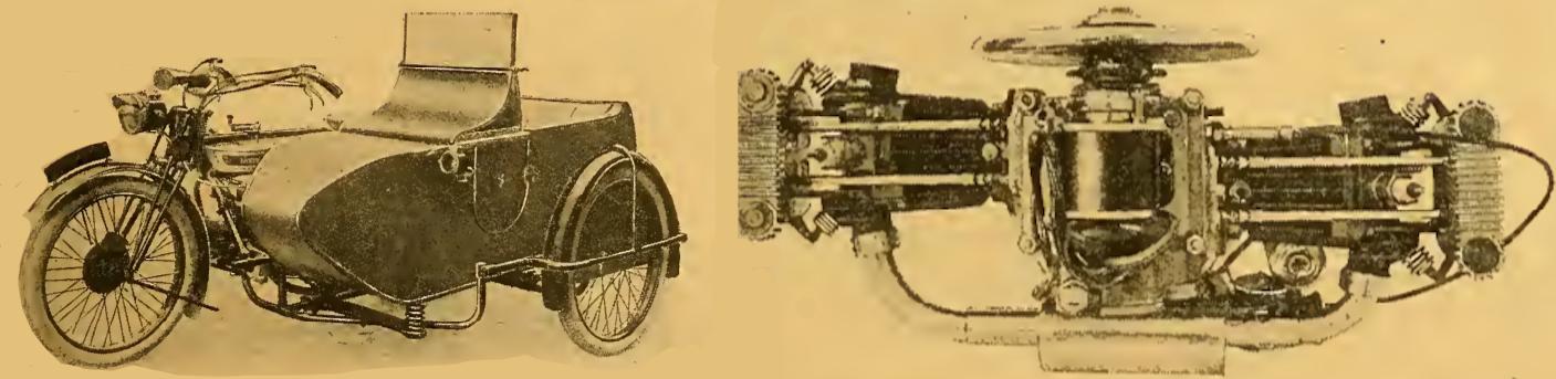 1921 DUGGIE COMBO