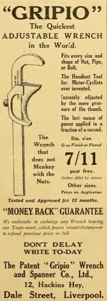 1921 GRIPIO AD