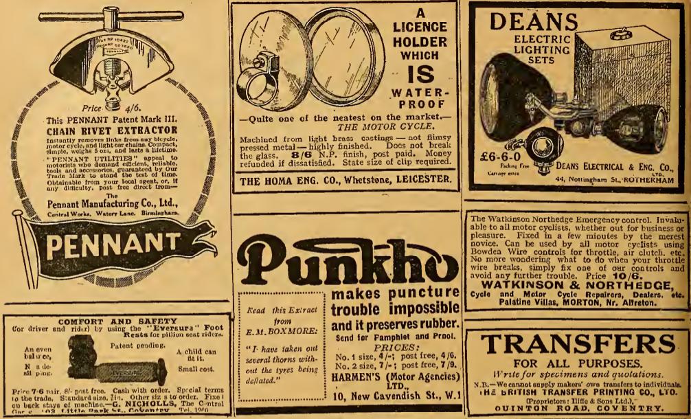 1921 HALFPAGE ADS