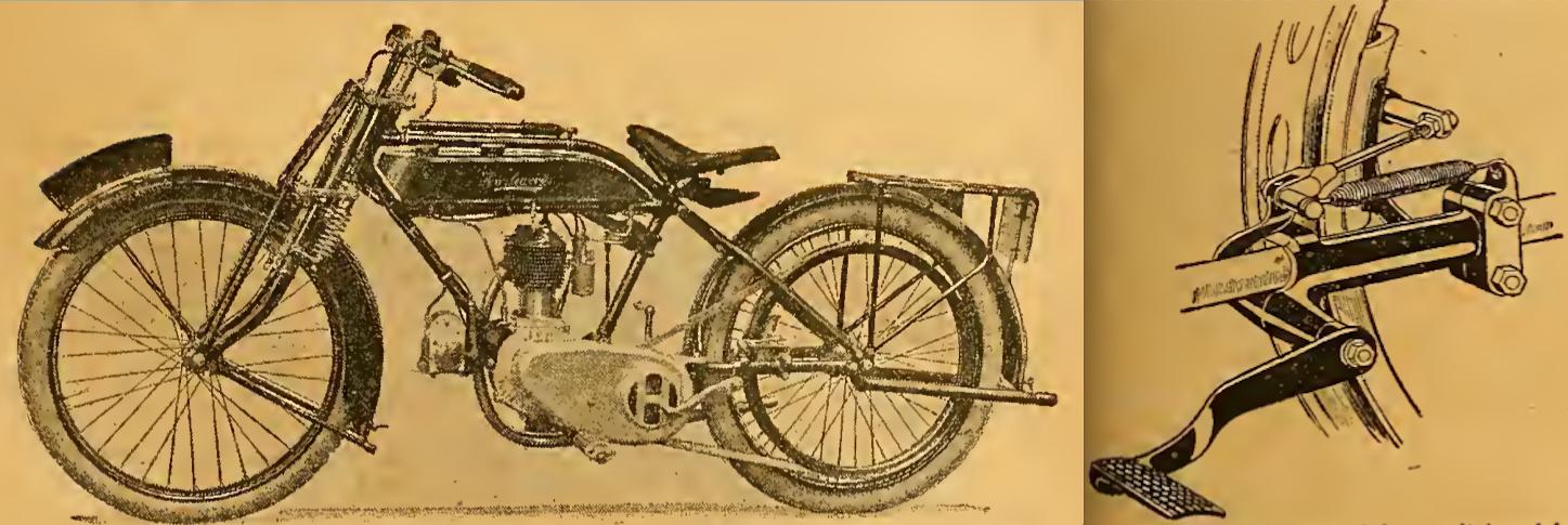 1921 HAZELWOOD JAP
