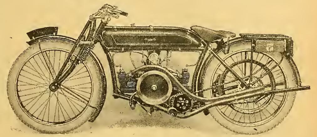 1921 HUMBER SPORTSTER
