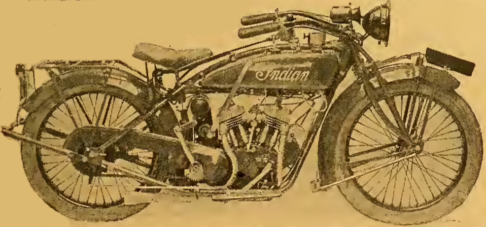 1921 INDIAN CHIEF