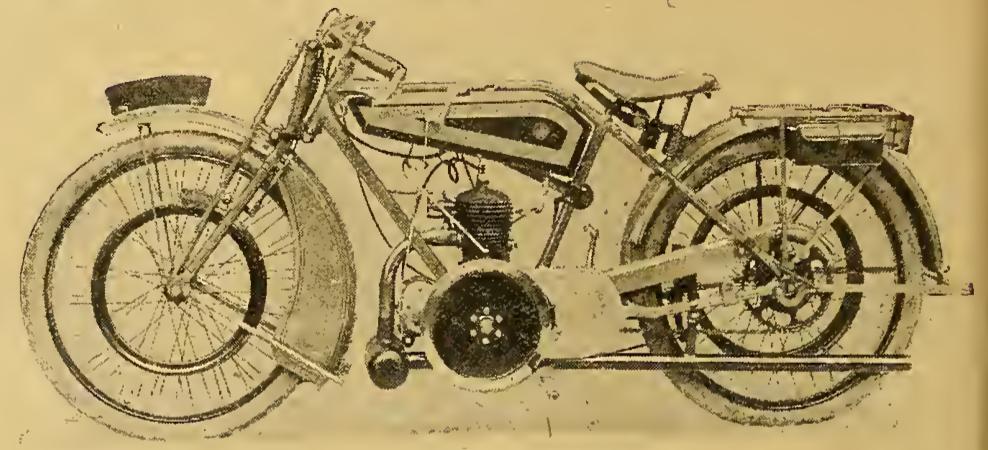 1921 IVY 3HP