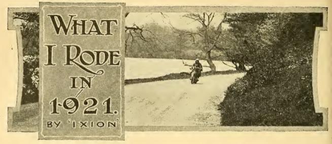 1922 IXIONRIDES AW